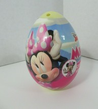 Disney Junior Easter Minnie Mouse mystery yellow egg mini figure blind surprise - $6.92