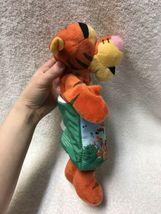 Disney Winnie The Pooh Tigger The Storybook Pillow Plush Book image 7