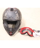 Fly Racing Helmet with Monster Goggles - $34.99