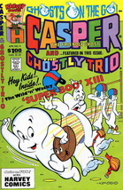Casper And… #11 VG; Harvey | low grade comic - save on shipping - details inside - $9.25