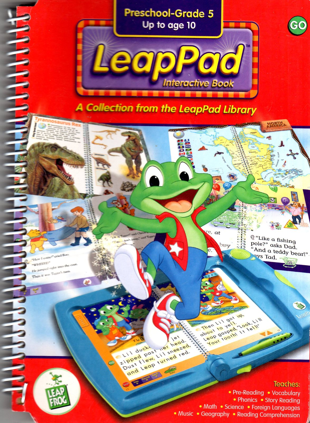LeapFrog  -  A Collection From The LeapPad Library