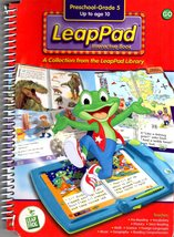 LeapFrog  -  A Collection From The LeapPad Library - $4.75