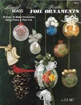 Liquid Beads Festive Foil Ornaments Plaid 8978 39 Christmas Ornaments To Make - $18.99
