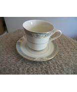 Mikasa Lexington cup and saucer 9 available - $6.83