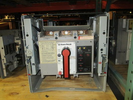 GE PowerBreak TCL88SS 800A Frame 600A Rated 3p 600V MO/DO Breaker w/LS Used E-Ok - $2,700.00