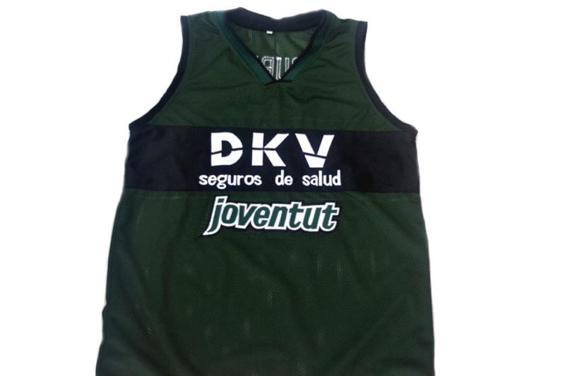 Ricky Rubio #9 Spain Espana Badalona Men Basketball Jersey Green Any Size