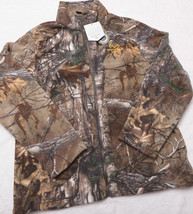 REALTREE MENS Fleece JACKET COAT SZ Large 42-44 NWT NEW - $44.54