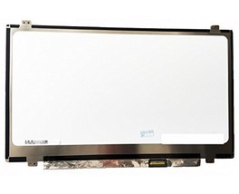 LCD Panel! Compatible With N140BGE-E43 LCD Screen Glossy 14.0 1366X768 S... - $67.99