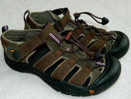 Lk Nw! Keen Newport Sandals Sport Waterproof Womens 6 Brown Hiking Outdoors - $39.19