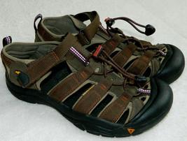 Lk Nw! Keen Newport Sandals Sport Waterproof Womens 6 Brown Hiking Outdoors - $746,99 MXN