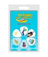 The Beatles Guitar Picks Set of 6 Old Fred Apple Bonker Dogs Yellow Subm... - $9.99