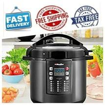 Pressure Cooker Instant Crock 10-in-1 Pot Pro Series 19 Program 8 - $128.69