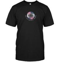 Black Hawk US Flag Military Aviation T Shirt Pilot Shirt - $17.99+