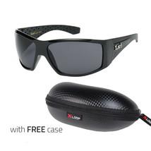 62161222cca Large OG Real Locs Sunglasses Dark Gangster Shades Mens Loc Glasses Black  Black -  9.99