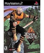 Evergrace (Sony PlayStation 2, 2000)M - $21.91