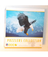 Sure-Lox 1000 Piece Puzzle Bald Eagle Sealed Unopened NEW - $9.13