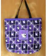 Handmade Northwestern University Tote - $50.00