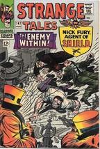 Strange Tales Comic Book #147 Marvel Comics 1966 VERY GOOD+ - $13.54