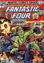Marvel Fantastic Four (No. 176, November 1976) (The Impossible Man Is Back In To - $3.13