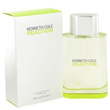 Kenneth Cole Reaction by Kenneth Cole Eau De Toilette Spray 3.4 oz (Men) - $30.19
