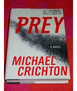 Prey by Michael Crichton (2002, Hardcover) - $14.00