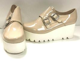 Qupid Femmes Chaussures Mob 05, Chair Pat PU, US 10 - $35.62