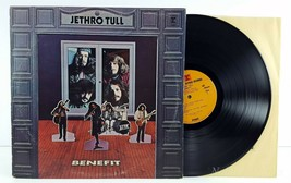 Jethro Tull, Benefit, 1970 Reprise RS 6400 LP Vinyl Record - $7.92