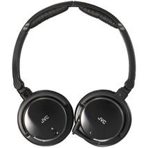 JVC HANC120 Noise-Canceling Headphones with Retractable Cord - $79.95