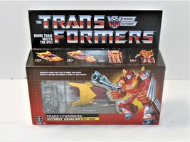 Transformers: Vintage G1 Autobot Hot Rod Reissue 2018 Walmart Exclusive ... - $19.80