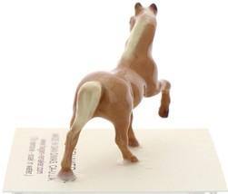 Hagen-Renaker Miniature Ceramic Horse Figurine Tiny Chestnut Mare Stallion Colt image 4