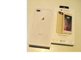8.9/10  SPRINT  64gb  Iphone 8+  A1864 Bundle Deal!! - $424.99
