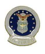 ALBATROS USAF United States Air Force Retired Flag Bike Motorcycle Hat C... - $19.47