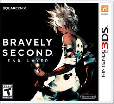 Bravely Second: End Layer (Nintendo 3DS, 2016) Video Game - €23,60 EUR