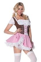 Underwraps Heidi Maiden Erwachsene Damen Oktoberfest Halloween Kostüm Co... - ₹1,998.41 INR
