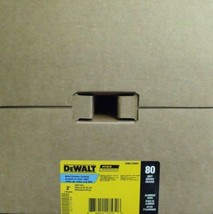 "DeWalt DANL220801 2"" x 50 yds High Performance Sand Paper Shop Rolls 80 ... - $12.87"