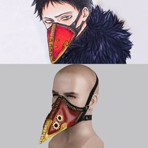 My Hero Academia Overhaul Mask Doctor Kai Chisak Cosplay Crow Mask - £27.71 GBP
