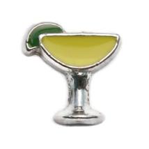 Margarita Charm for Floating Locket (LCHM-132) - $0.99