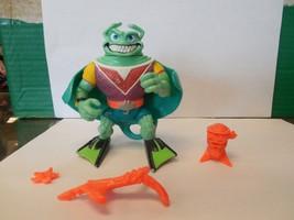 Playmates Toys TEENAGE MUTANT NINJA TURTLES RAY FILLET Action Figure com... - $14.99