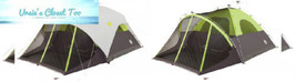 Coleman 2000018059 Tent 6P Dome Steel Creek (Renewed) 10' x 9' - $173.75