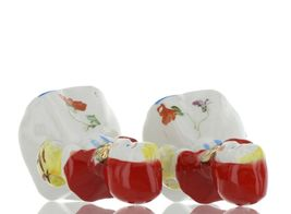 """Hull Little Red Riding Hood 3"""" Salt and Pepper Table Shaker Set AAA image 11"""