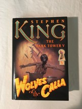 Wolves of the Calla,  Dark Tower V - Stephen King - 1st Edition - w/ Fre... - $10.19