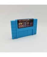 Snes 49 in 1 Game Cart with Save Function - Super Mario Zelda Metroid Do... - $49.99