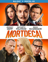 Mortdecai (Blu Ray W/Digital Hd) (Ws/Eng/Eng Sub/Span Sub/7.1Dts-Hd)