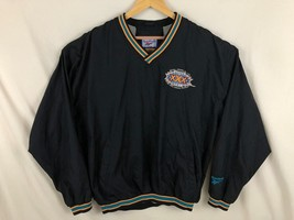 Vintage Reebok Mens Superbowl XXX Cowboys Steelers Black XL Windbreaker ... - €19,75 EUR