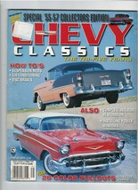 Chevy Classics Spring 1997 magazine. Special 5-57 Collectors edition - $19.87