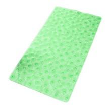Baby Infant Bathing Mat Toddler Non-slip Ground PVC Rugs GREEN 7035CM