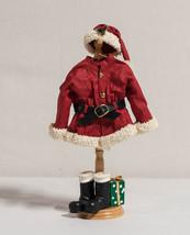 Clothtique Santa's hall tree - $11.00