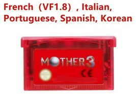Mother 3 - Gameboy Advance GBA 32 Bit - French/Italian/Portuguese/Spanish/Korean - $19.00
