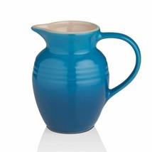 Le Creuset Stoneware Jug 0.6L, Marseille Blue - $58.91