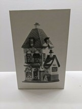 Department 56 Christmas in the City Series Potter's Tea Seller -MINT IN BOX - $24.74